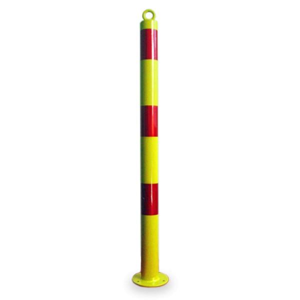 fixed-steel-bollard-TMS-B05-upright-position