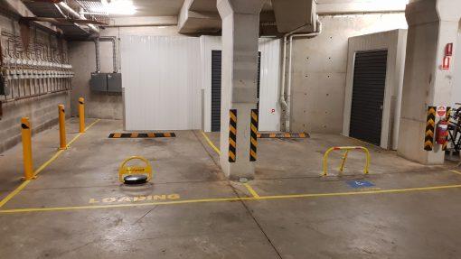 manual-folding-parking-bollard-extra-wide-tms-mpl4