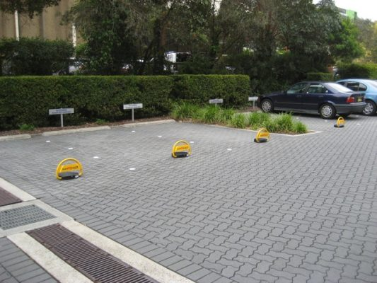 Randwick Children's Hospital Parking