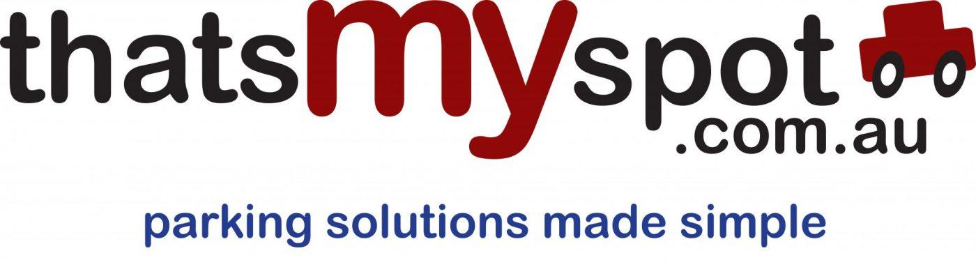 thatsmyspot parking solutions made simple logo
