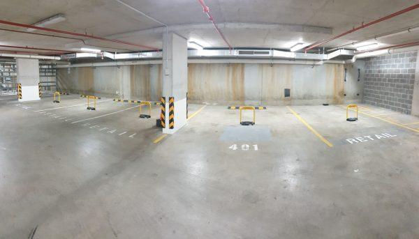 Extra-large-Smartphone-parking-bollards-installation