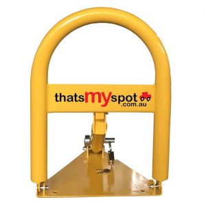 Heavy-duty-manual-parking-bollard-with-keylock-tms-mpl1